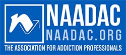 NAADAC logo image