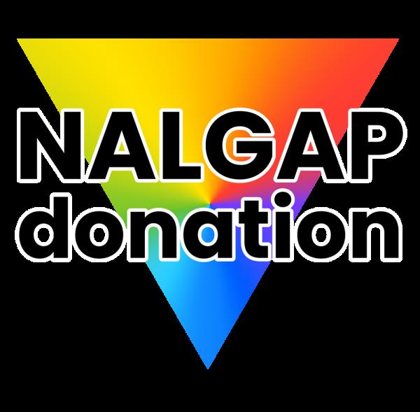 NALGAP donation icon