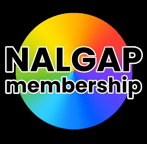 NALGAP membership icon