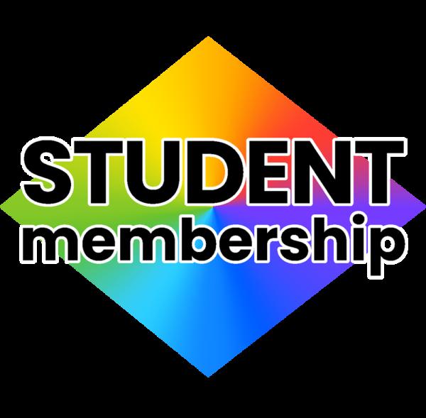 student member badge